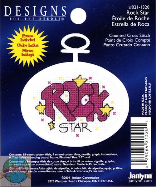 Janlynn Minis - Rock Star