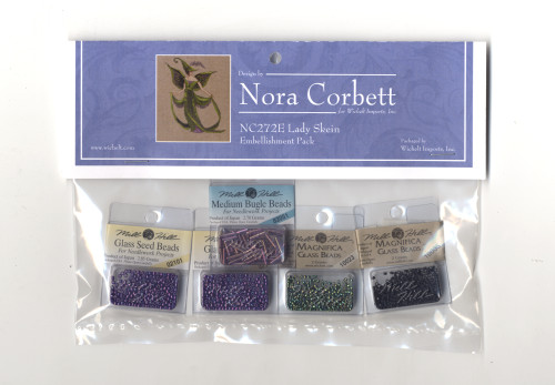Nora Corbett Embellishment Pack  - Lady Skein