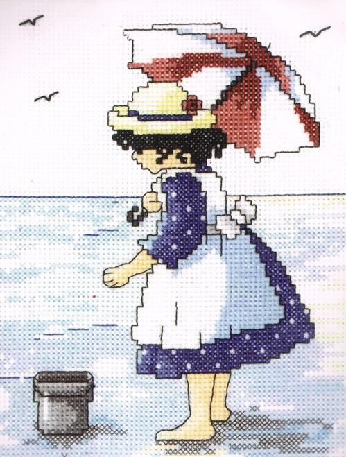 Janlynn - At The Beach