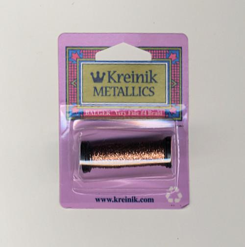Kreinik Metallics - Very Fine #4 Copper #021