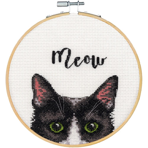 Dimensions Learn a Craft - Meow