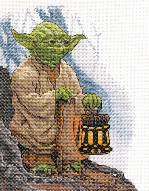 Dimensions Star Wars - Yoda