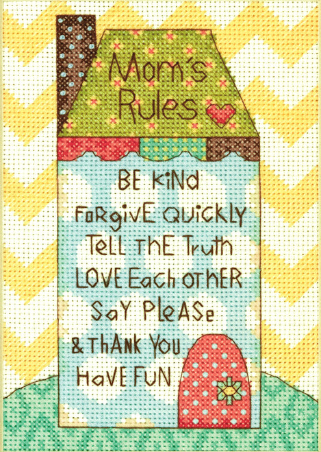 Dimensions Minis - Mom's Rules