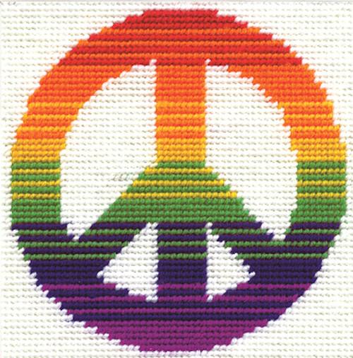 Design Works Stitch Studio - Peace