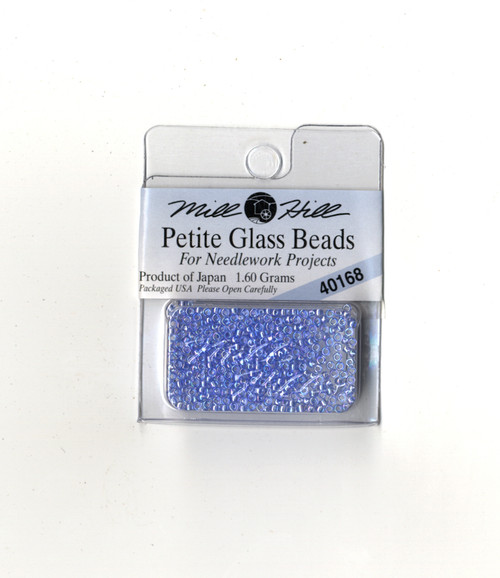 Mill Hill Petite Glass Beads 1.60g Sapphire #40168