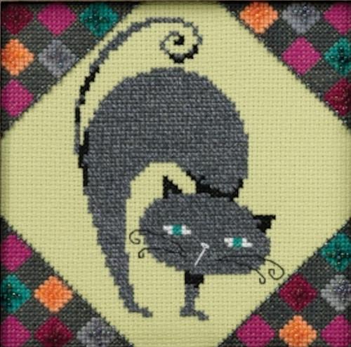 Mill Hill / Debbie Mumm - Ashes Alley Cat
