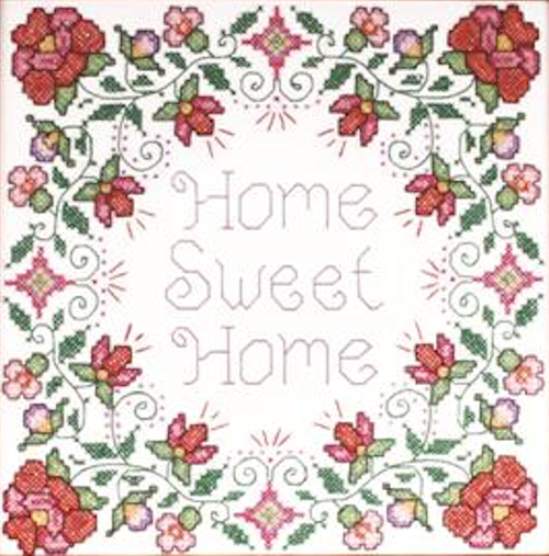 Design Works -  Home Sweet Home