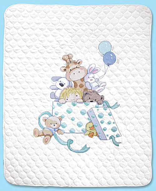 Janlynn - Toy Box Quilt