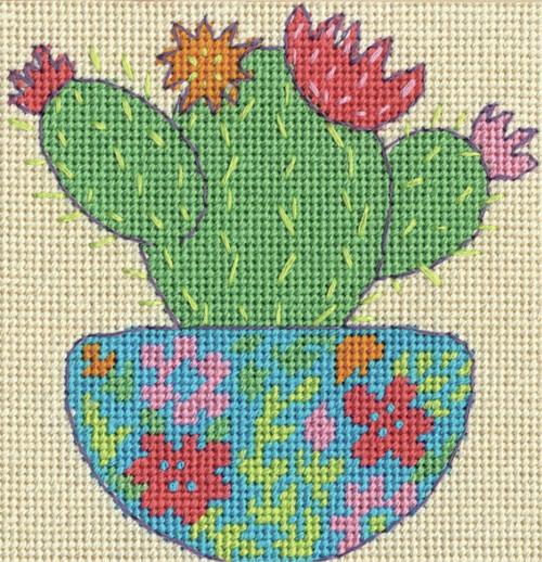 Dimensions Minis -  Happy Cactus