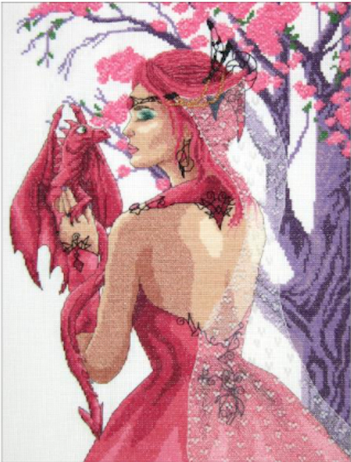 Janlynn - Platinum Collection Dragon Princess