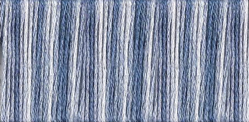 Color Variations Embroidery Floss - Arctic Sea #4235
