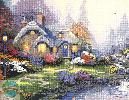 Candamar / Thomas Kinkade - Everett's Cottage