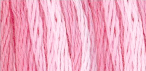 Color Variations Embroidery Floss - Rose Petals #4180