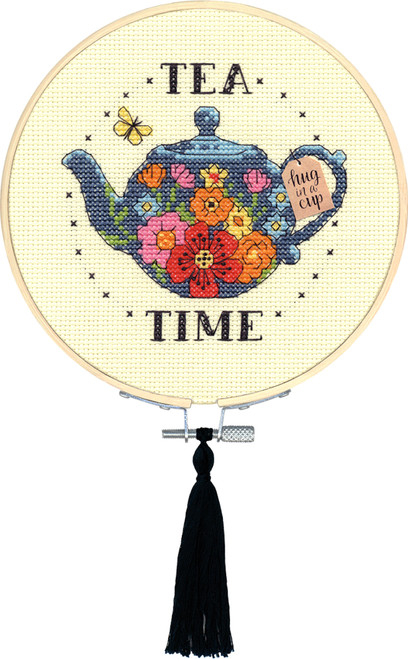Dimensions Learn a Craft - Tea Time