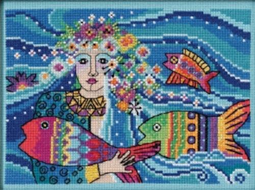 Mill Hill / Laurel  Birch - Ocean Goddess
