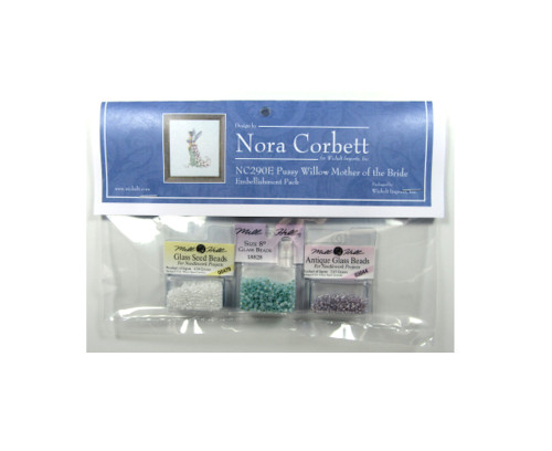 Nora Corbett Embellishment Pack  - Pussy Willow Mother of the Bride