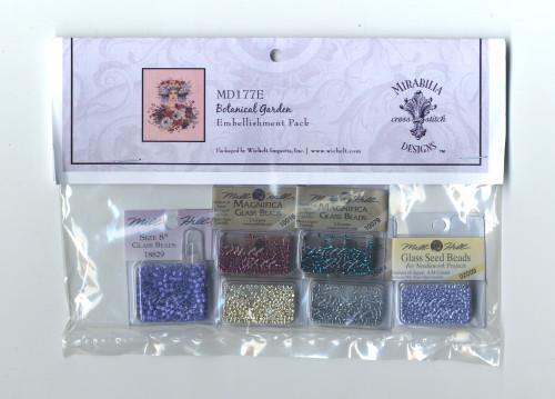 Mirabilia Embellishment Pack - Botanical Garden