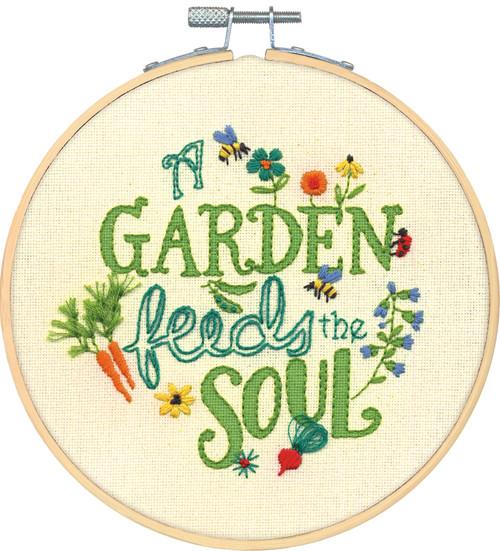 Dimensions Learn a Craft - Garden Verse