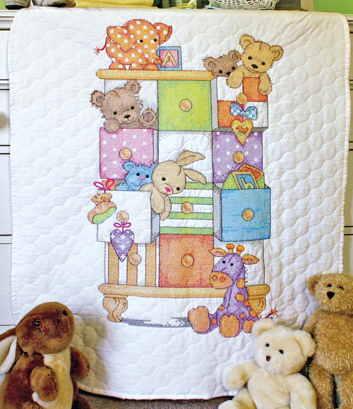 Dimensions - Baby Drawers Quilt