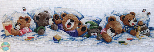 Janlynn - Sleepy Bears