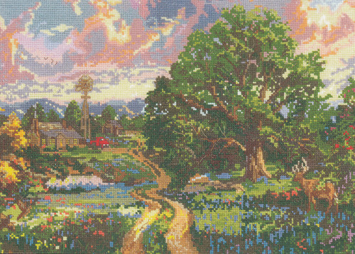 Candamar / Thomas Kinkade - Country Living
