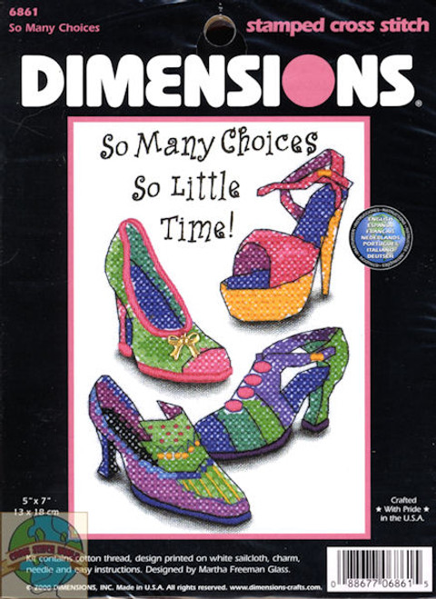 Dimensions Minis - So Many Choices