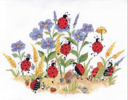 Candamar - Ladybug Gardeners