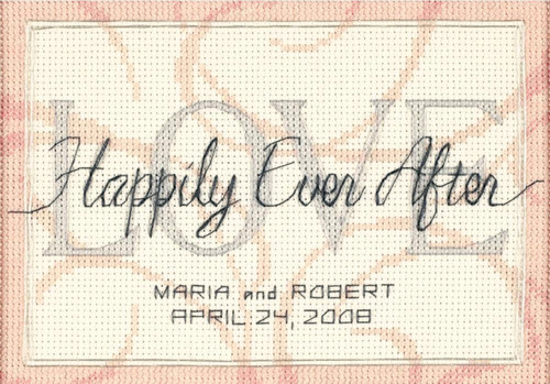 Dimensions Minis Happily Ever After Wedding Record
