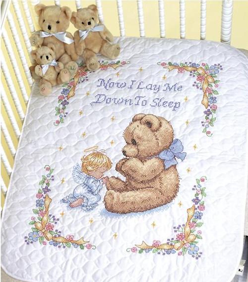 Dimensions Baby Hugs  - Sweet Prayer Quilt