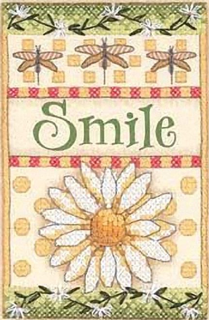Dimensions Minis - Smile Daisy