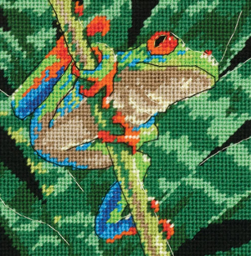 Dimensions Minis - Red-Eyed Leaf Frog