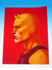 Mondo Exclusive Mike Mitchell Daredevil Giclee Print Production Proof Front
