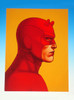 Mondo Exclusive Mike Mitchell Daredevil Giclee Proof Front
