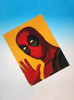 Mondo Deadpool Mike Mitchell Portrait Giclee Proof