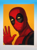 Deadpool Mondo Mike Mitchell Giclee Front