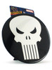 Ata-Boy Marvel Punisher Logo Giant Button With Easel View 2