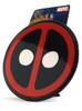 Ata-Boy Marvel Deadpool Logo Giant Button With Easel View 2