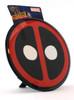 Ata-Boy Marvel Deadpool Logo Giant Button With Easel