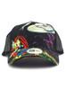 New Era Thor Vs Silver Surfer Trucker Hat View 3