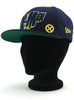 New Era X-Men Comic Text 9fifty Snapback Hat View 4