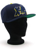 New Era X-Men Comic Text 9fifty Snapback Hat View 5