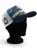New Era Iron Man 3 Iron Patriot 9forty Adjustable Trucker Hat View 5