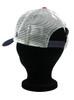 New Era Iron Man 3 Iron Patriot 9forty Adjustable Trucker Hat View 6