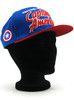New Era Sentinel of Liberty Captain America Title 9fifty Snapback Hat View 4