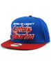 New Era Sentinel of Liberty Captain America Title 9fifty Snapback Hat View 2