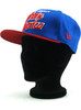 New Era Sentinel of Liberty Captain America Title 9fifty Snapback Hat View 5