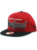 New Era Merc with a Mouth Deadpool Title 9fifty Snapback Hat View 2