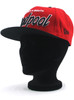 New Era Merc with a Mouth Deadpool Title 9fifty Snapback Hat View 5