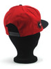 New Era Merc with a Mouth Deadpool Title 9fifty Snapback Hat View 6