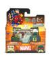 Marvel Minimates Baron Strucker & Hydra Elite 2-Pack Series 54 Front View